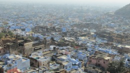 Bundi from above