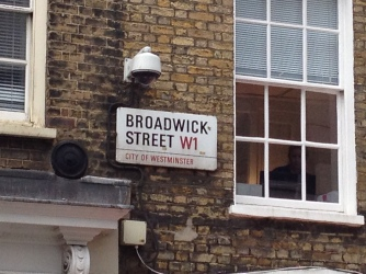 Broadwick Street