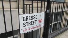 Gresse Street